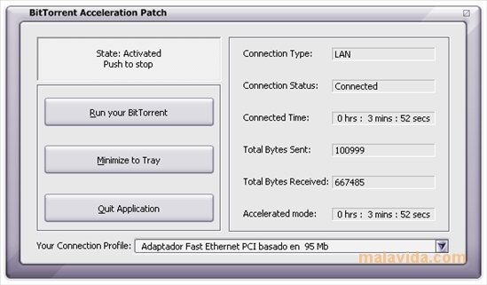 BitTorrent Acceleration Patch image 4