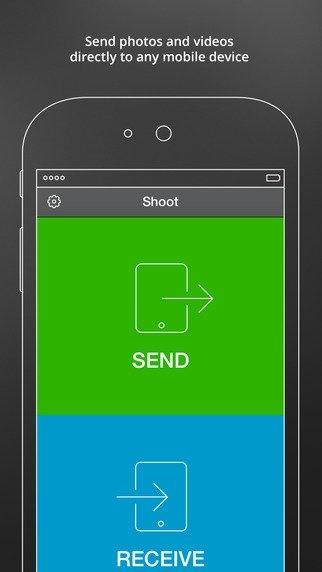 BitTorrent Shoot iPhone image 4
