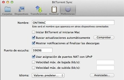 Bittorrent sync 1.4.111