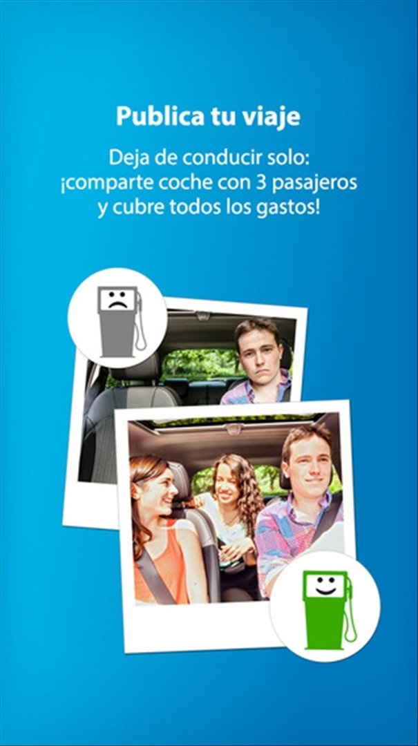 BlaBlaCar - Trusted Carpooling iPhone image 5