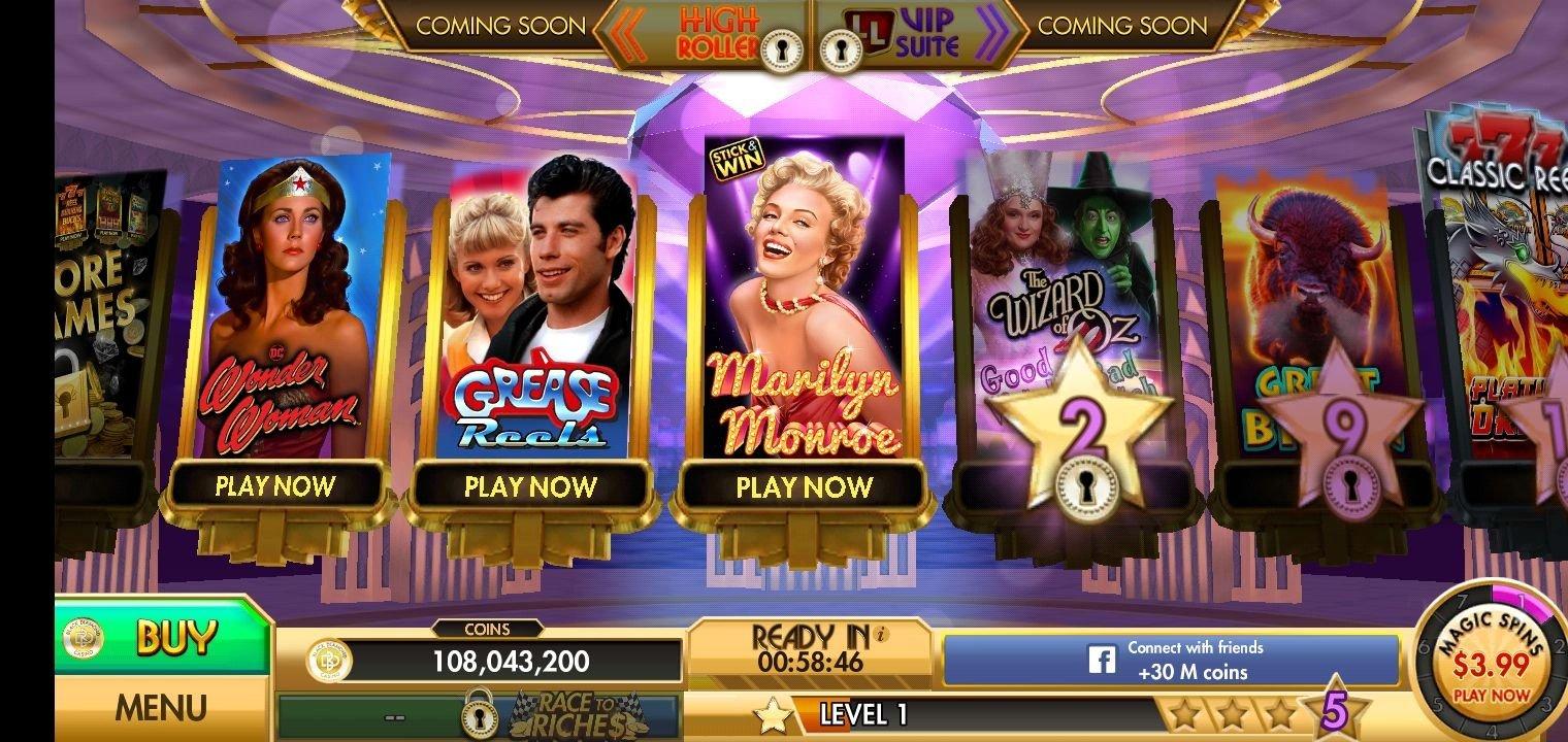 Riverbelle online casino mobile