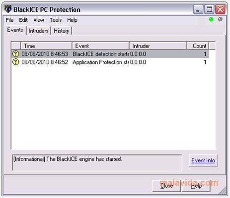 BlackICE PC Protection image 4