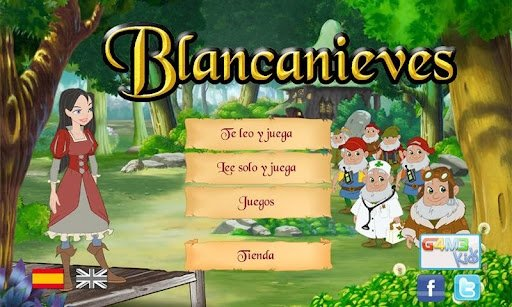 Snow White Interactive Story Android image 4