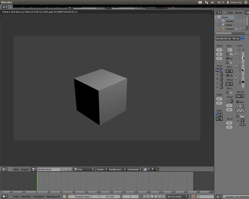 Blender download per linux gratis for Modellazione 3d gratis