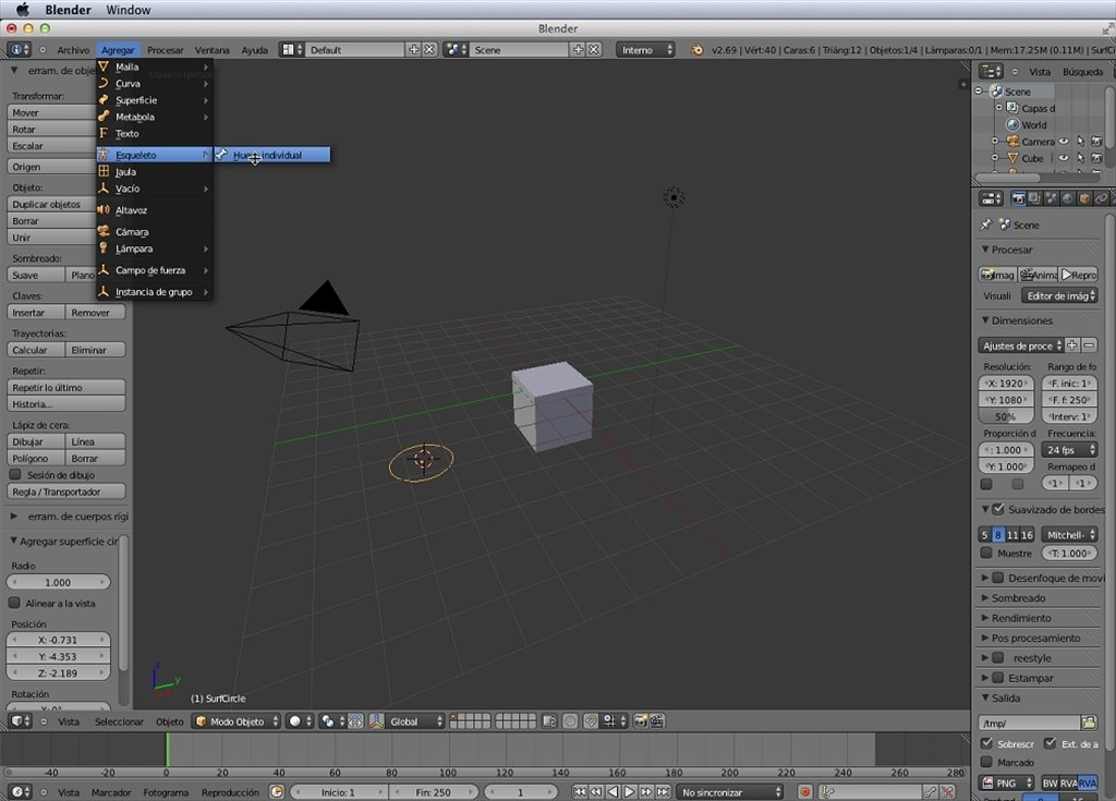 Blender tutorial how to download and install blender on mac.