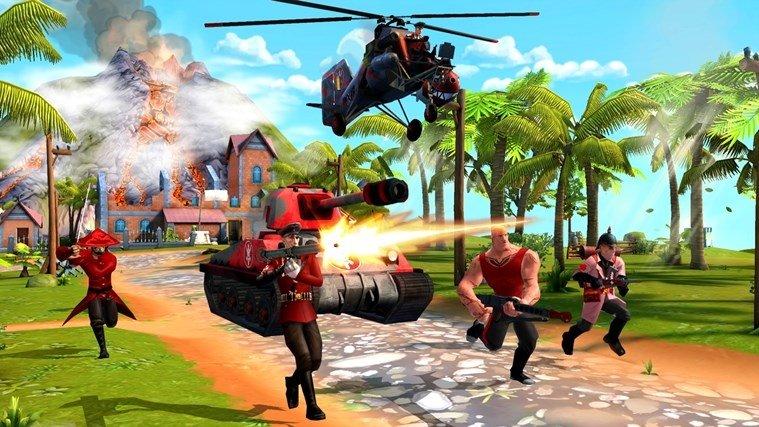 Blitz Brigade 1 13 1000 - Download for PC Free