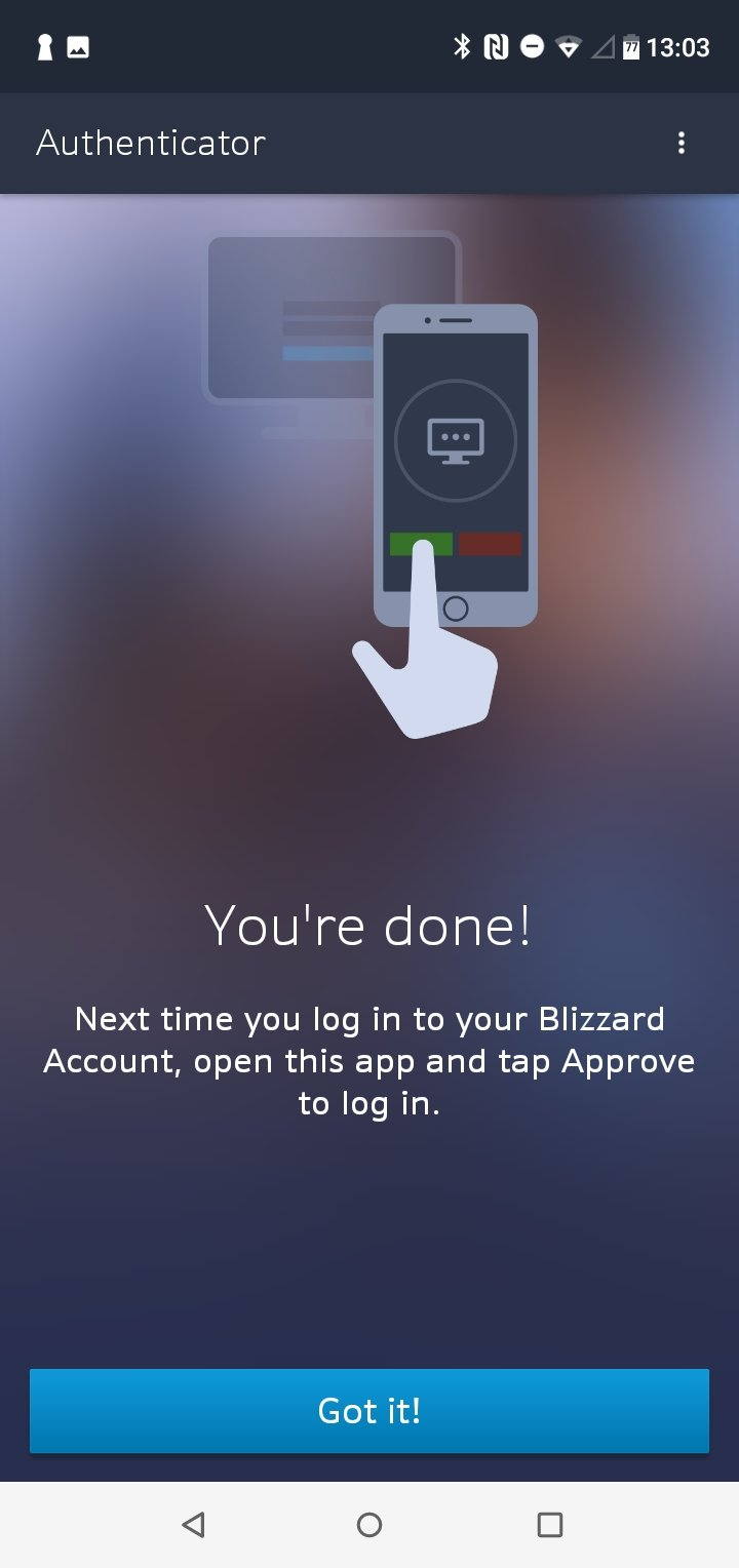 Blizzard Authenticator 2 3 3 - Download for Android APK Free