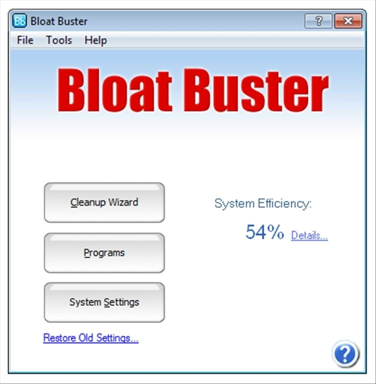 Bloat Buster image 4