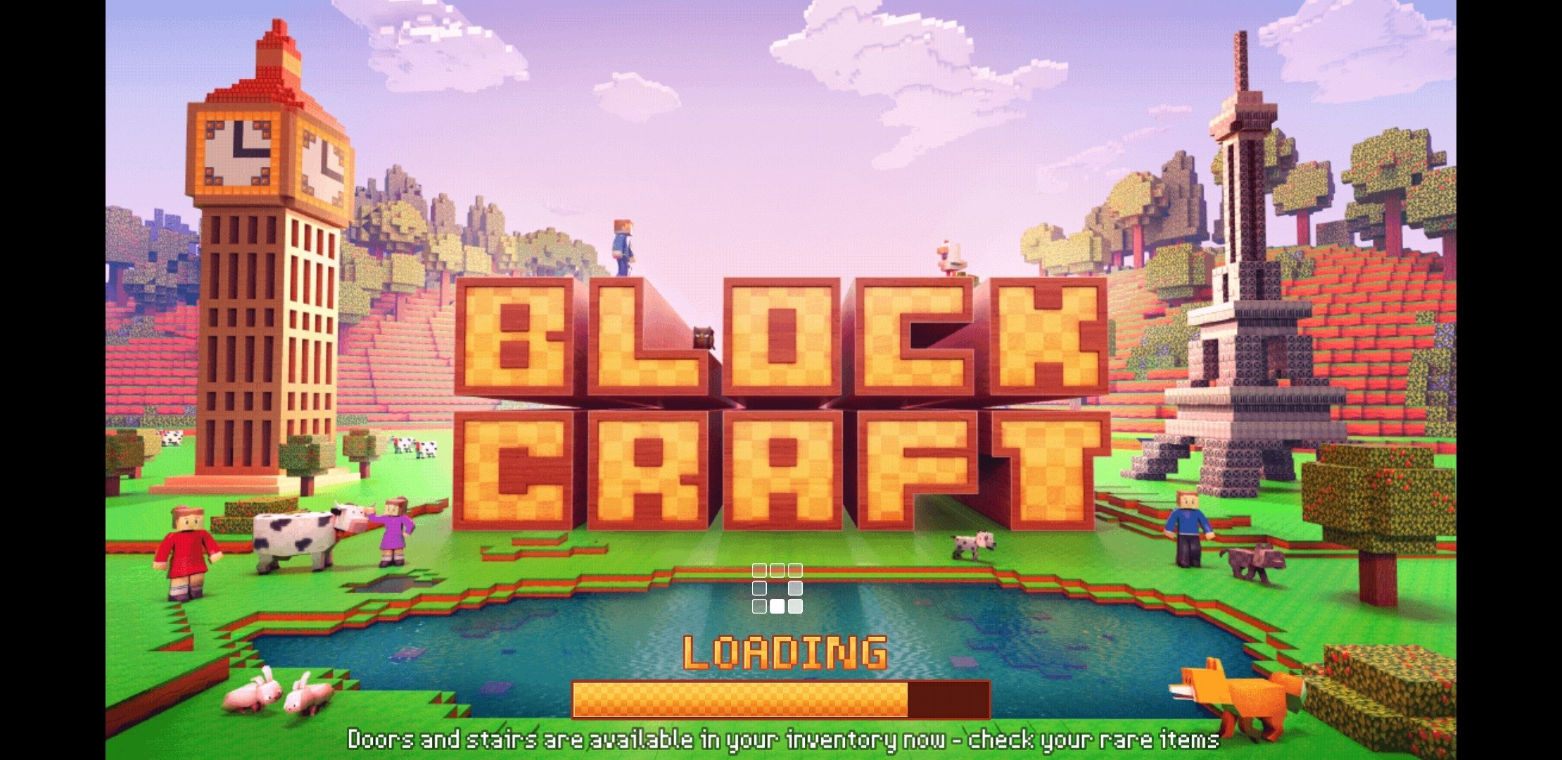 Block Craft D Free