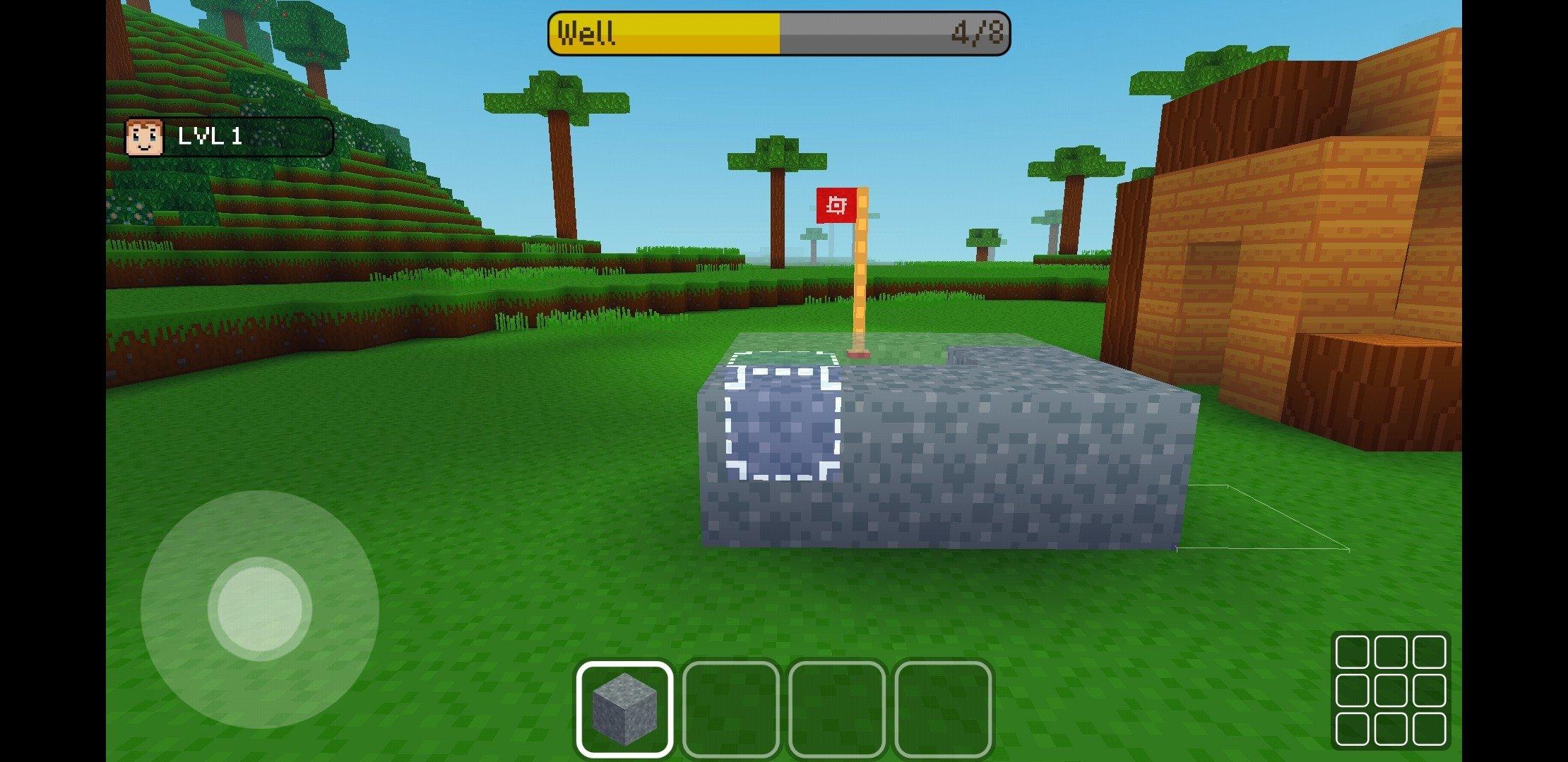 block craft 3d hack apk gemas infinitas