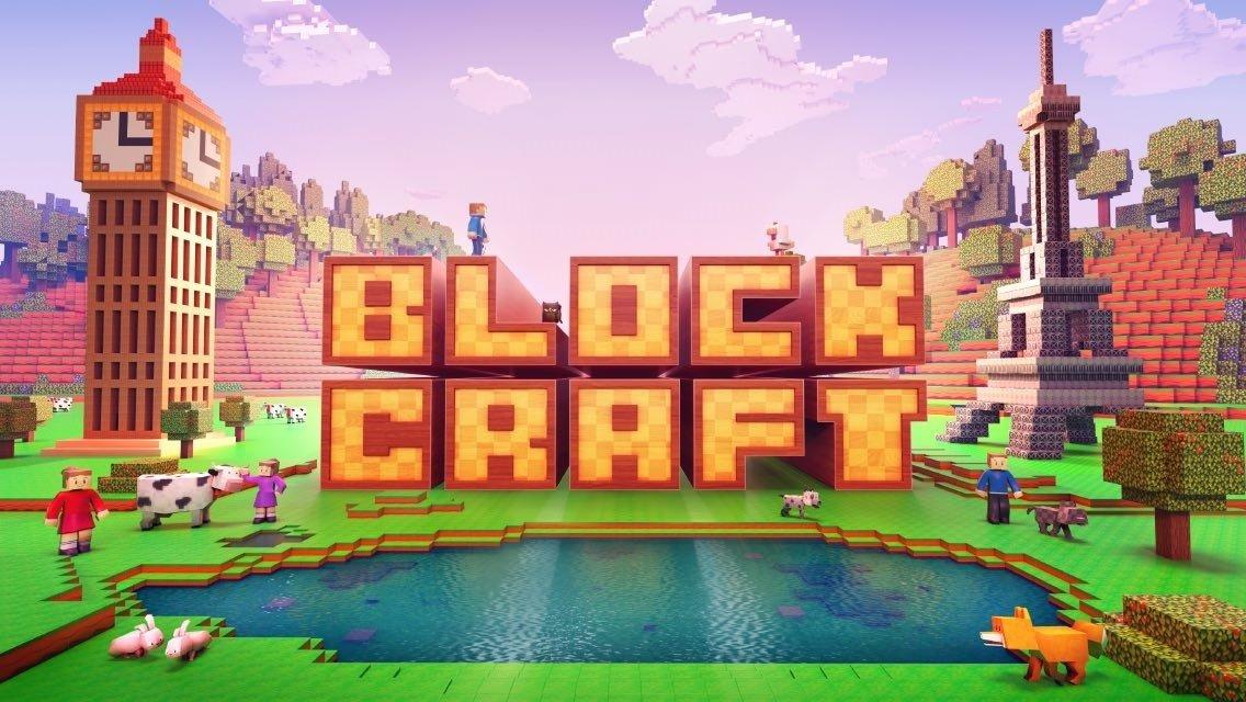 Block Craft D Besten Spiele Download Für IPhone Kostenlos - Minecraft block spiele