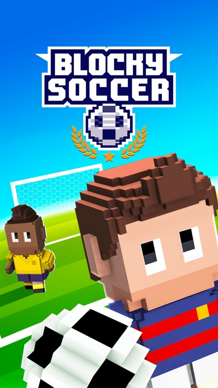 Blocky Soccer Android image 8