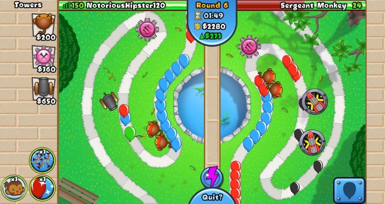 Bloons TD 5 Android image 5