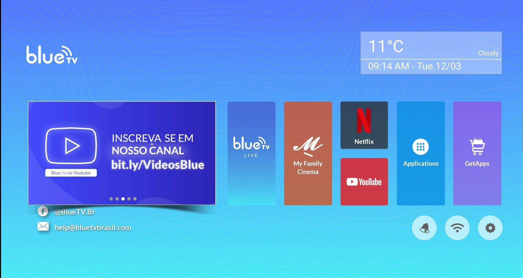 Blue Tv 1 5 1 Download For Android Apk Free