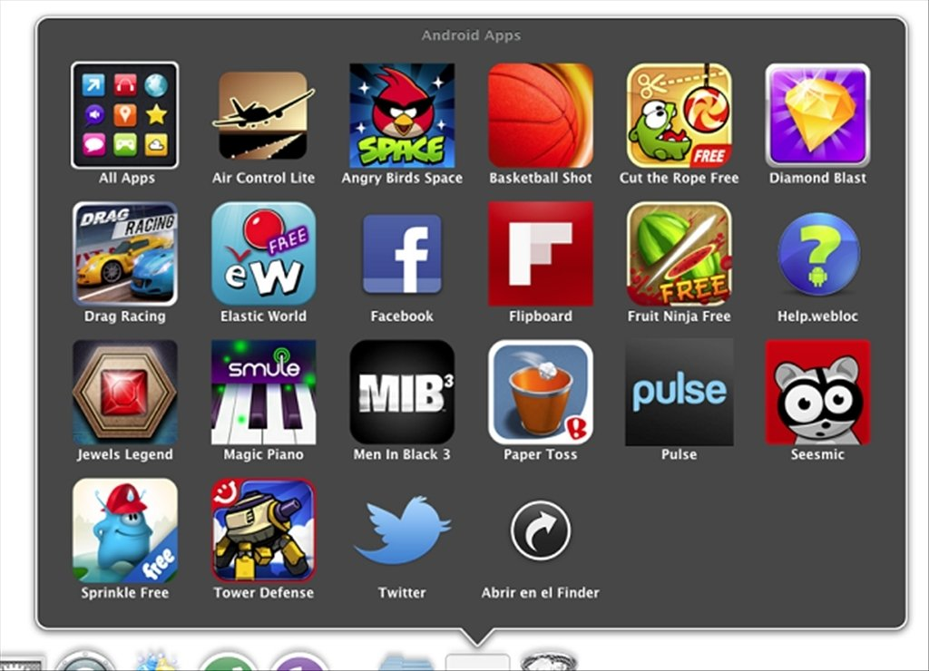 BlueStacks App Player Mac image 6