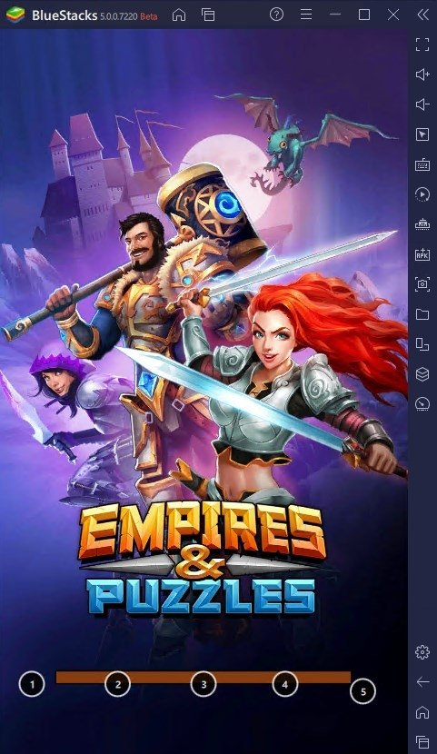BlueStacks 4 120 0 3003 - Download for PC Free