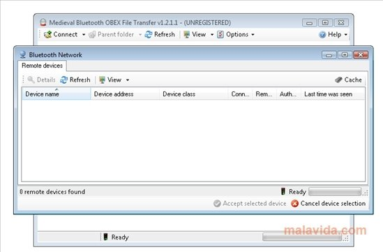 pc bluetooth file transfer software free download