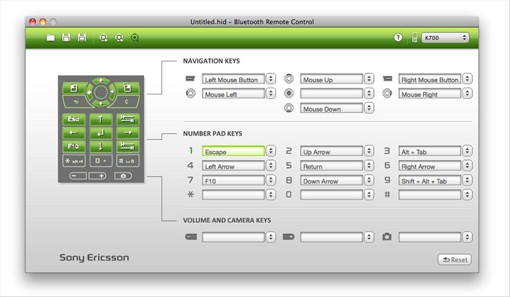 Bluetooth Remote Control Mac image 4