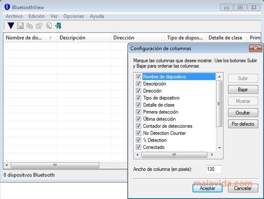 BluetoothView 1.66