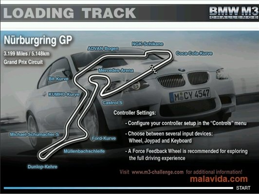 BMW M3 Challenge 1.0 - Download for PC Free