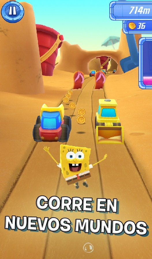 SpongeBob: Sponge on the Run 1 5 - Download for Android Free