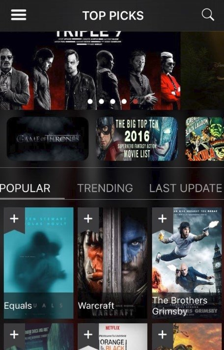 CotoMovies (Bobby Movie) - Download for iPhone Free
