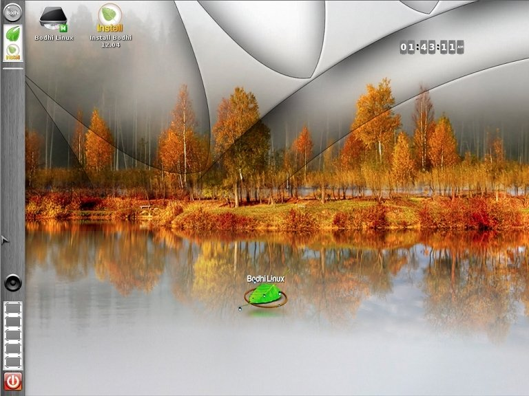 Bodhi Linux Linux image 5