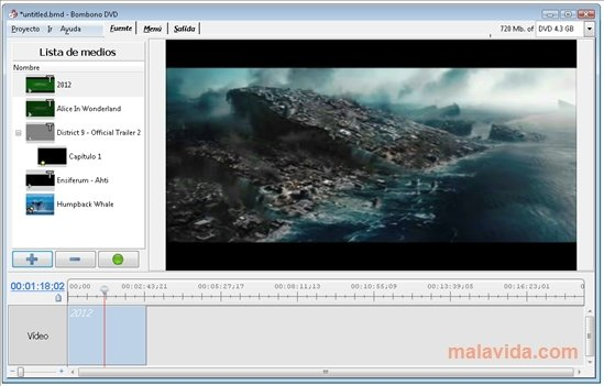 Bombono DVD image 4