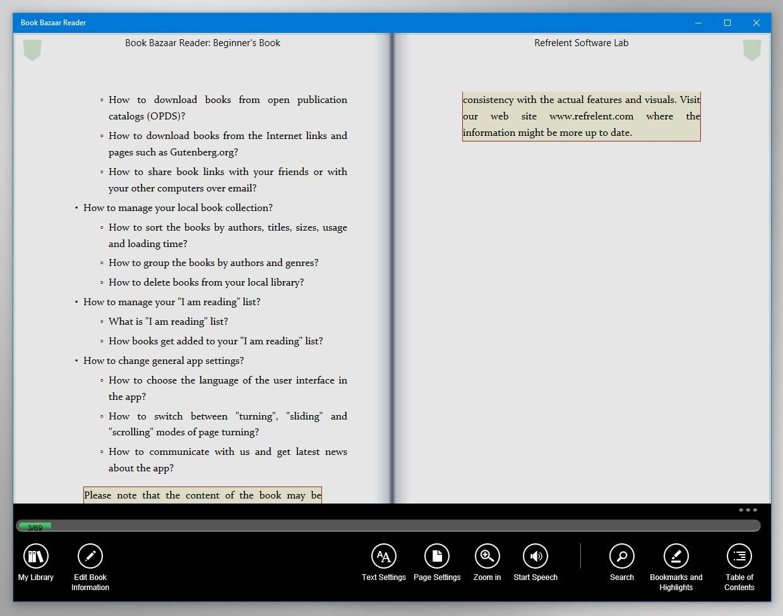 Book Bazaar Reader 4 18 64 0 - Download for PC Free