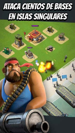 Boom Beach iPhone image 4