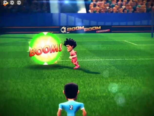 Boom Boom Soccer Android image 6