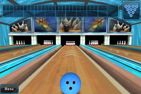 Bowling 3D iPhone image 4