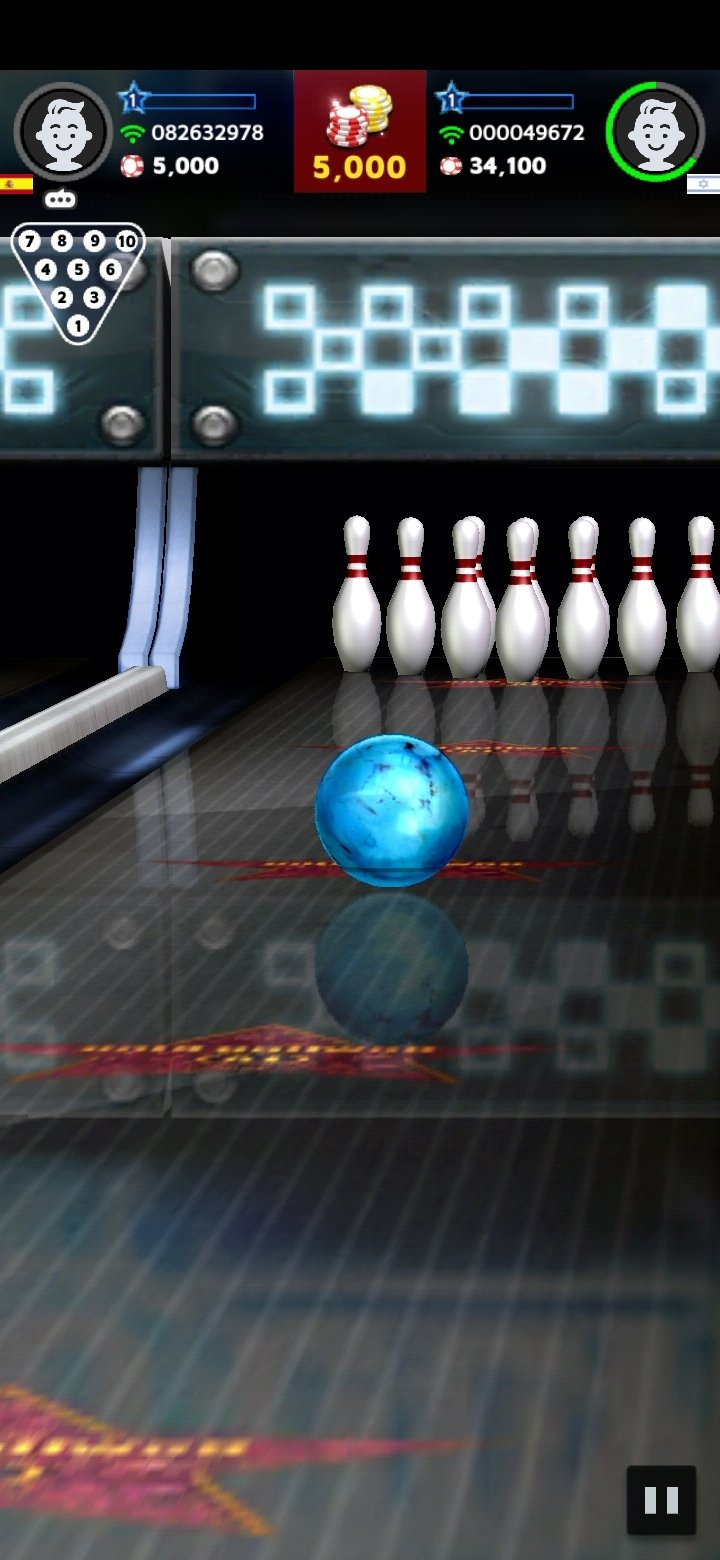 Bowling King Android image 5