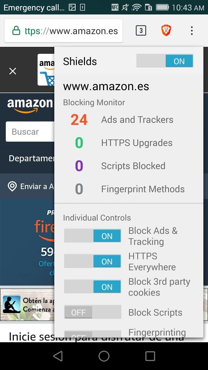 Brave Browser 1.6.3 - Descargar para Android APK Gratis