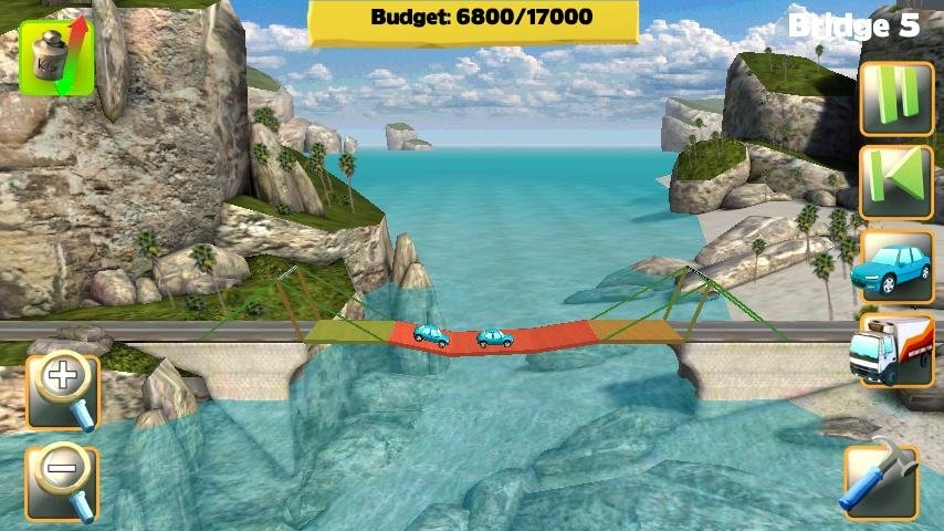 Bridge Constructor Android image 5