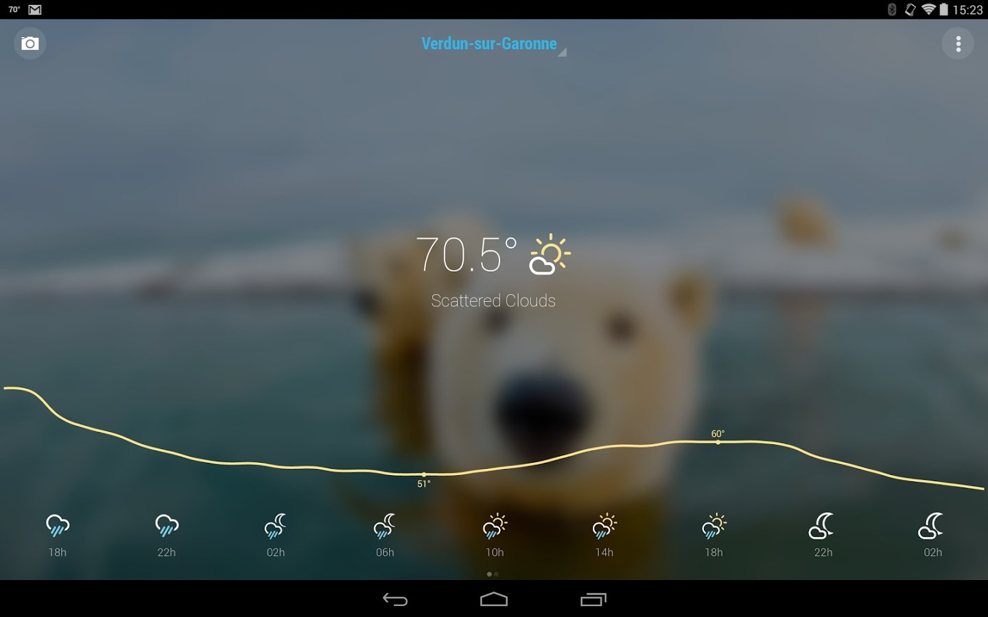 Bright Weather Android image 8