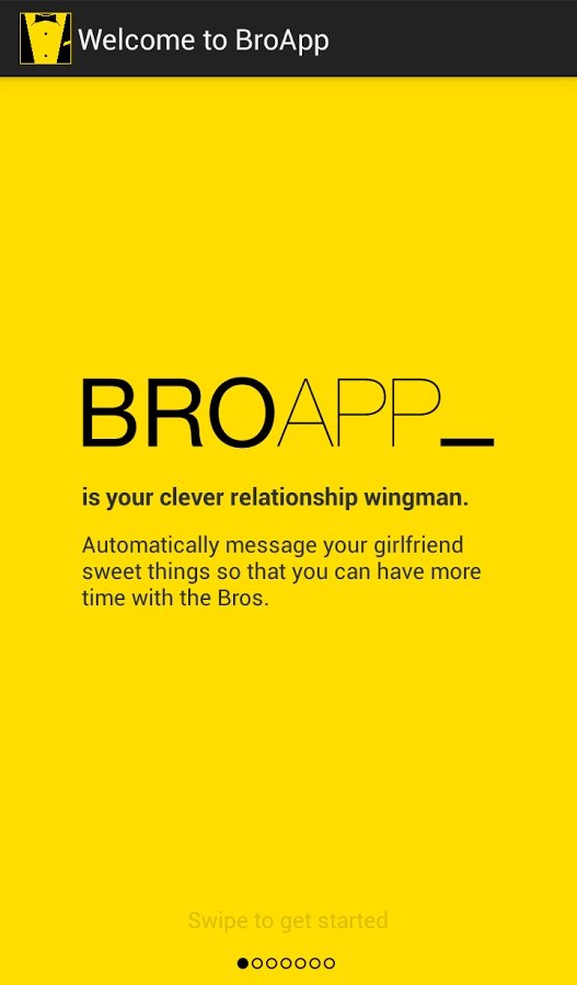 BroApp Android image 5