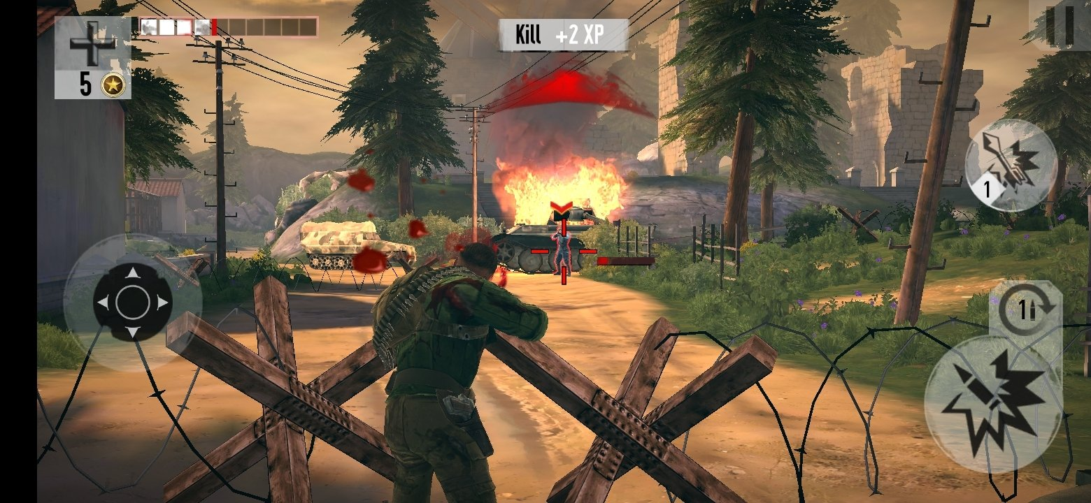 Brothers in Arms 3 Android image 6