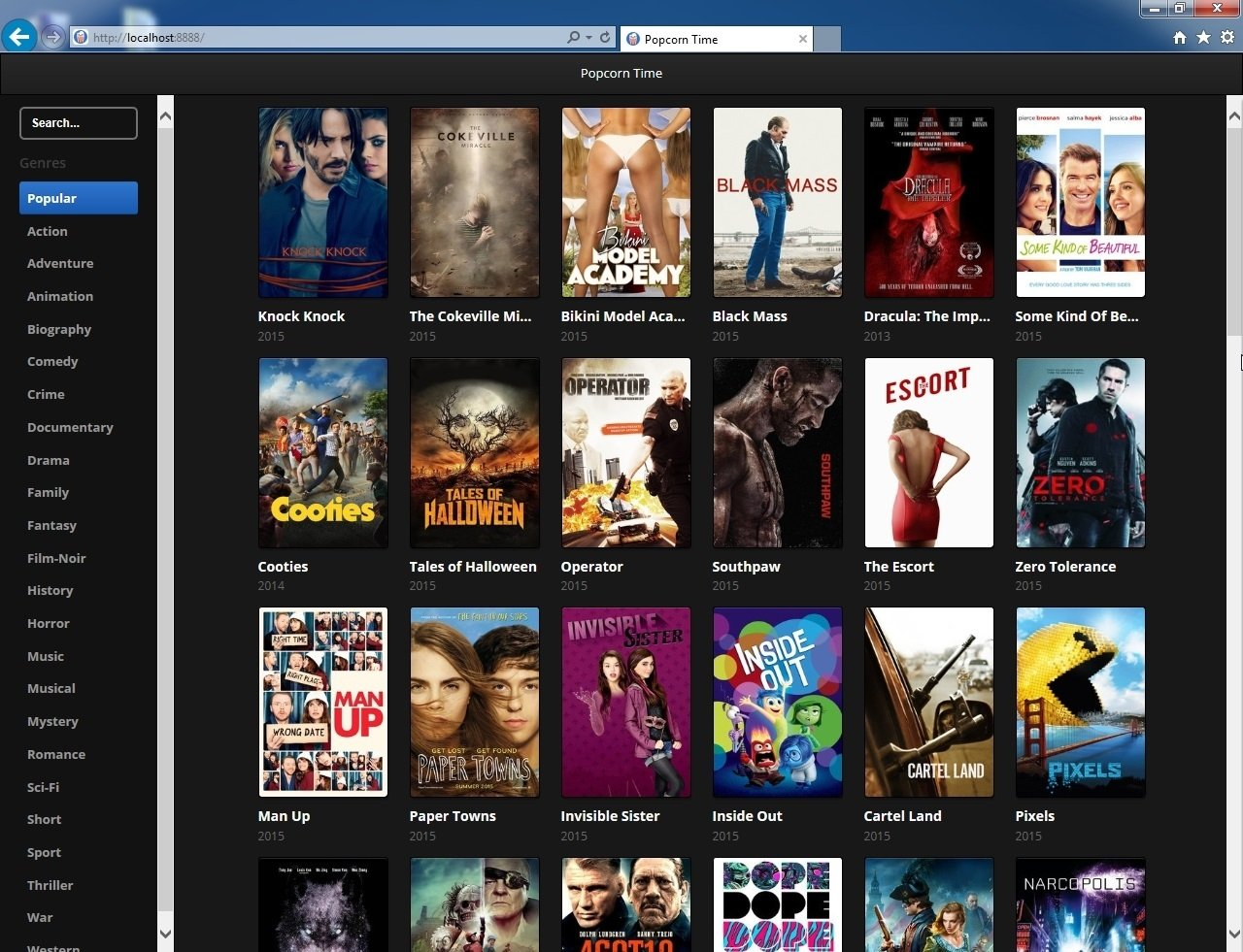 popcorn download for pc