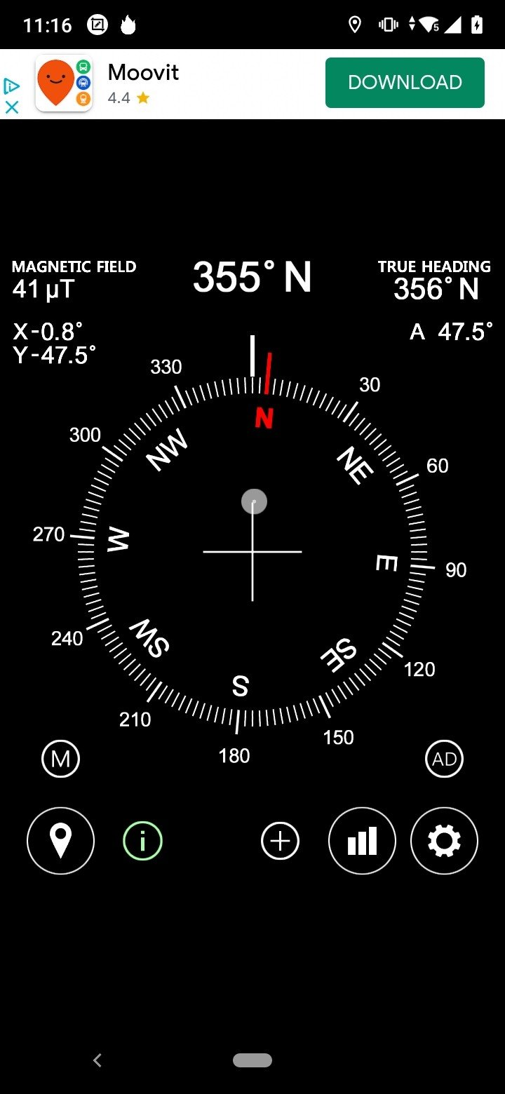 Compass Android image 2