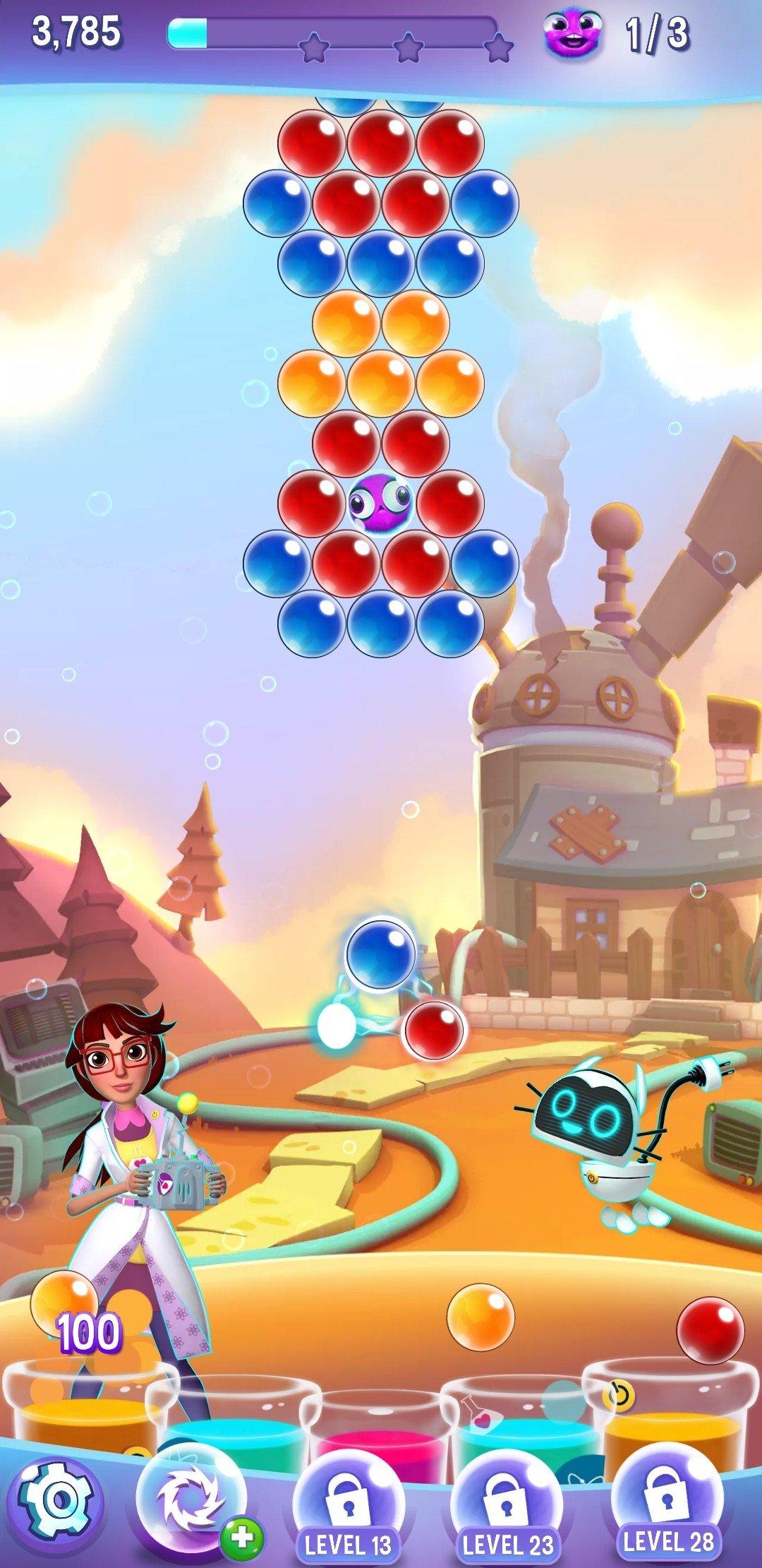 bubble genius game