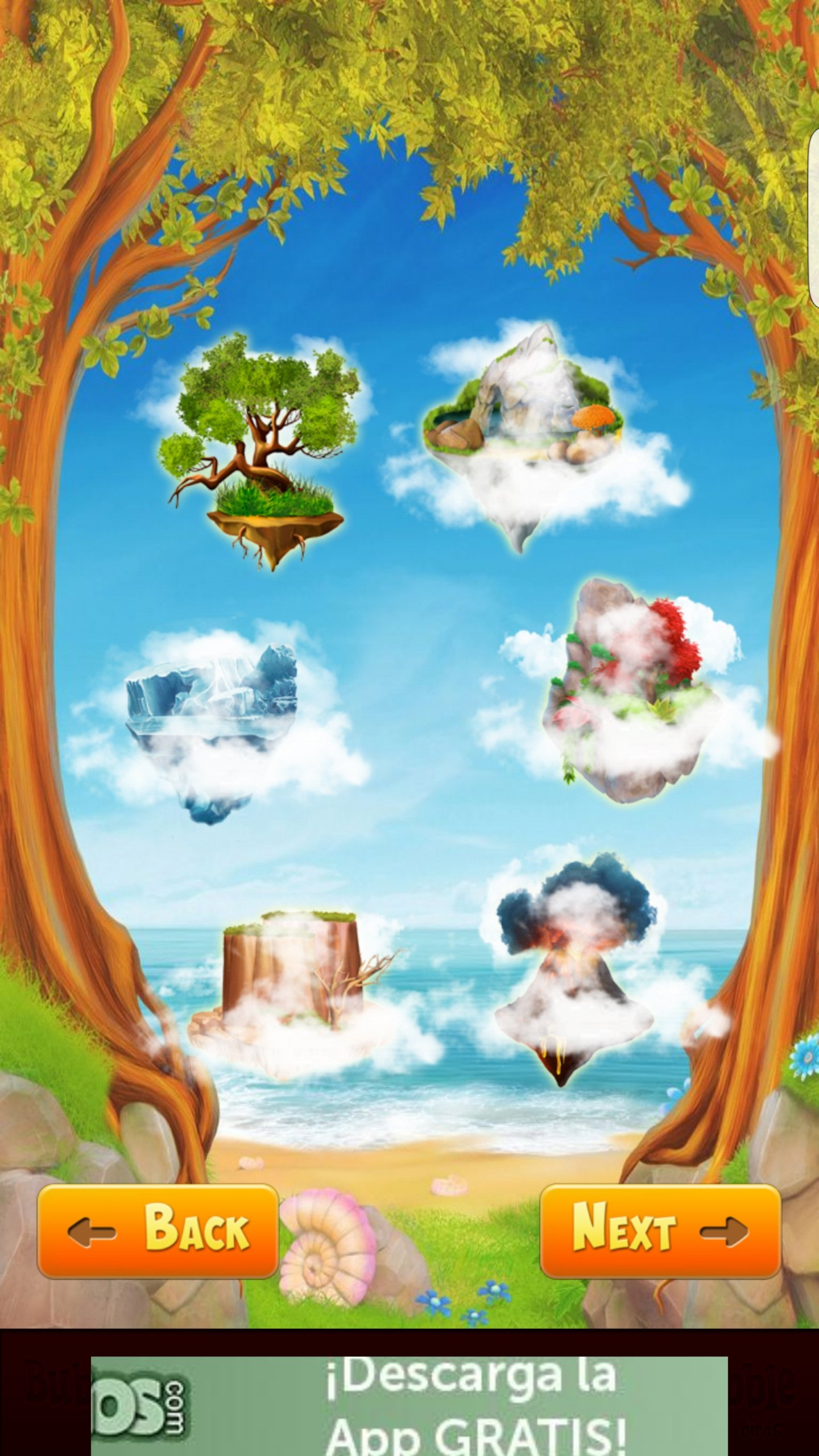 Bubble Shooter Birds Android image 7