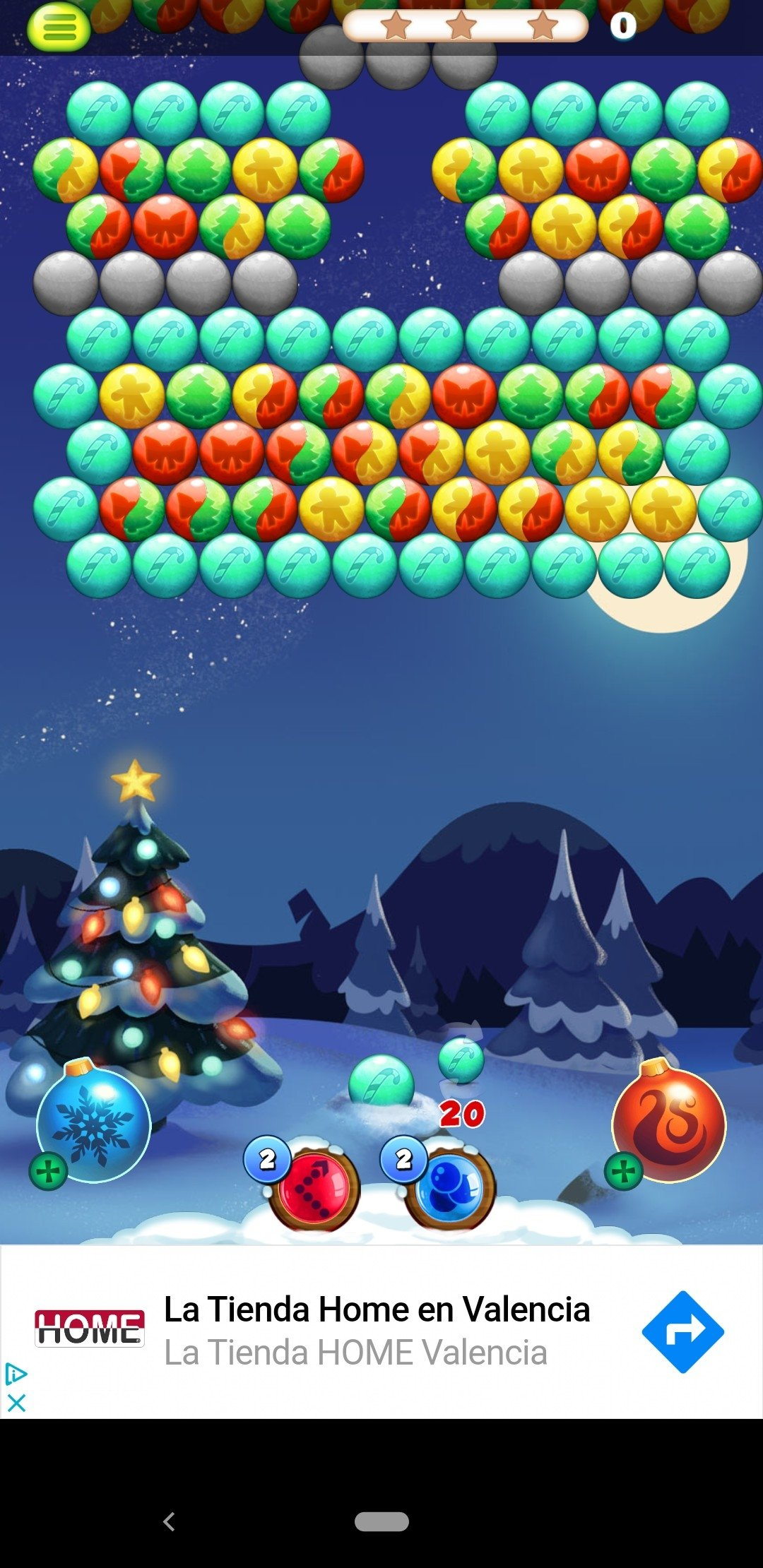 Bubble Shooter Christmas Day 4 0 Descargar Para Android Apk Gratis
