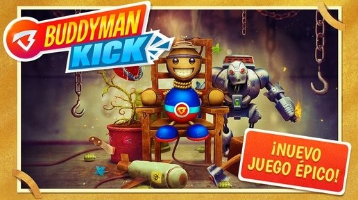 Buddyman: Kick iPhone image 5