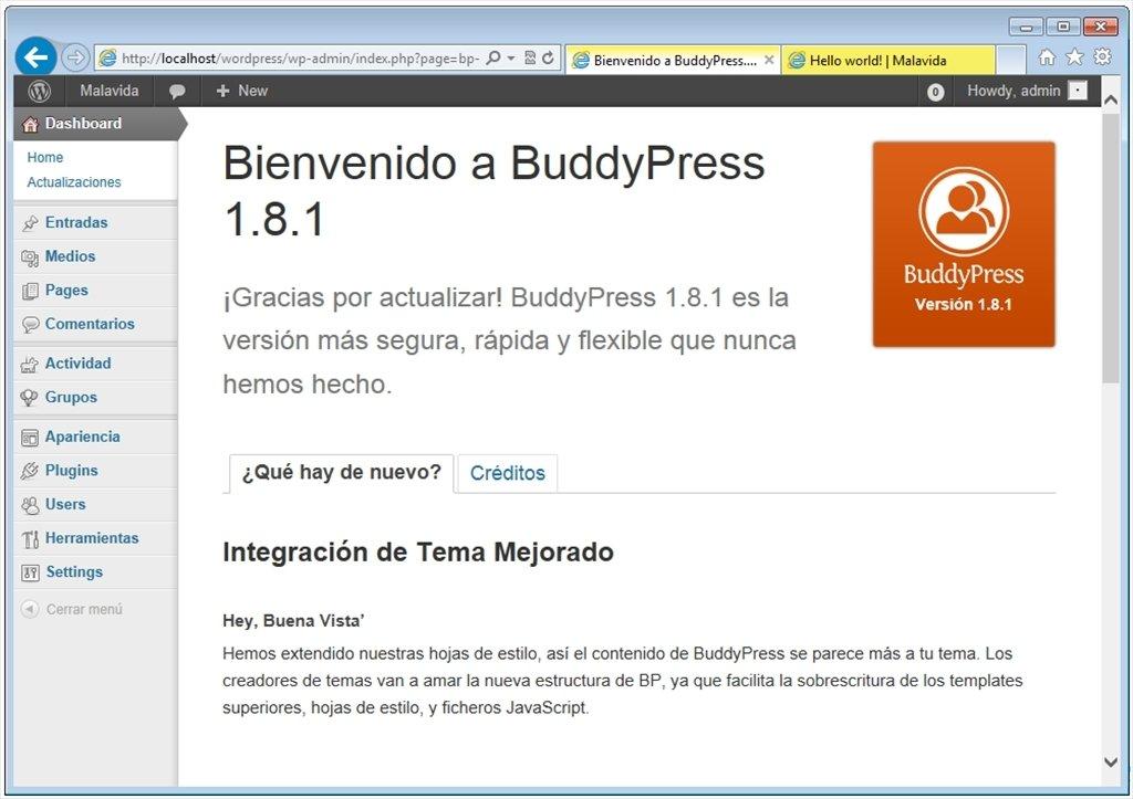 BuddyPress image 7
