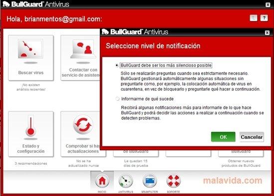 BullGuard Antivirus 13