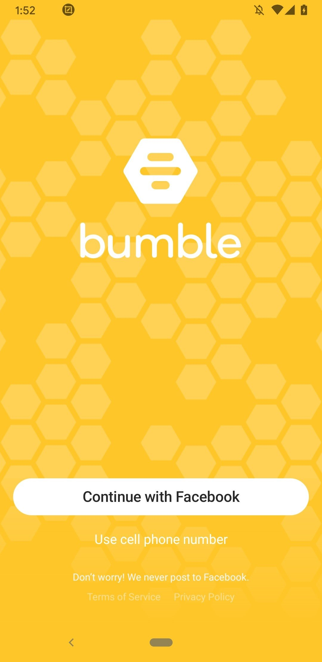 Bumble dating app på Android Online Dating apps Indien