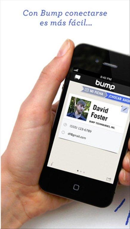 Bump iPhone image 5
