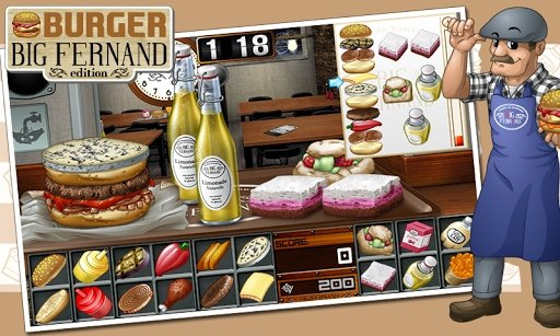 Burger Big Fernand Android image 5