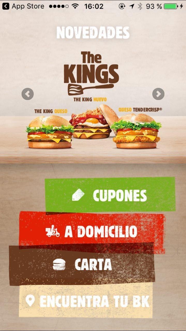 Burger King France iPhone image 8